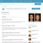 SkinCareGuide.com Profile Page